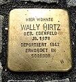 Stolperstein Wally Hirtz - Aachen.jpg