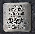 Stolperstein für Frantisek Rosenstein.JPG
