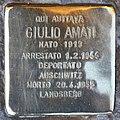 Stolperstein für Giulio Amati (Rom).jpg