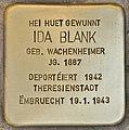 Stolperstein für Ida Blank (Esch-sur-Alzette).jpg