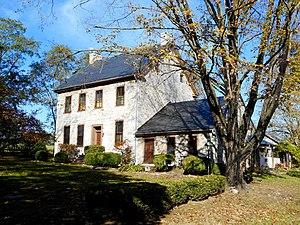 Jane Irwin Harrison - Image: Stone house Irwinton Mills Frnk Co PA