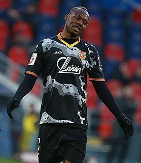 Stoppila Sunzu Zambian footballer