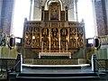 Strängnäs domkyrka, altarskåp vid högaltaret från 1480–1490, 2019a.jpg