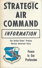 5e19fe7ac7 Cover of a 1975 SAC information booklet emphasizing its