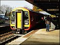 Stroud ... the train to Swindon. - Flickr - BazzaDaRambler.jpg
