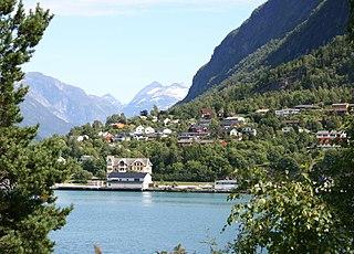 Stryn Municipality in Vestland, Norway