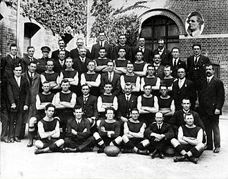 1919 SAFL season - 39th SAFL season Pictured above is the 1919 Sturt premiership team.