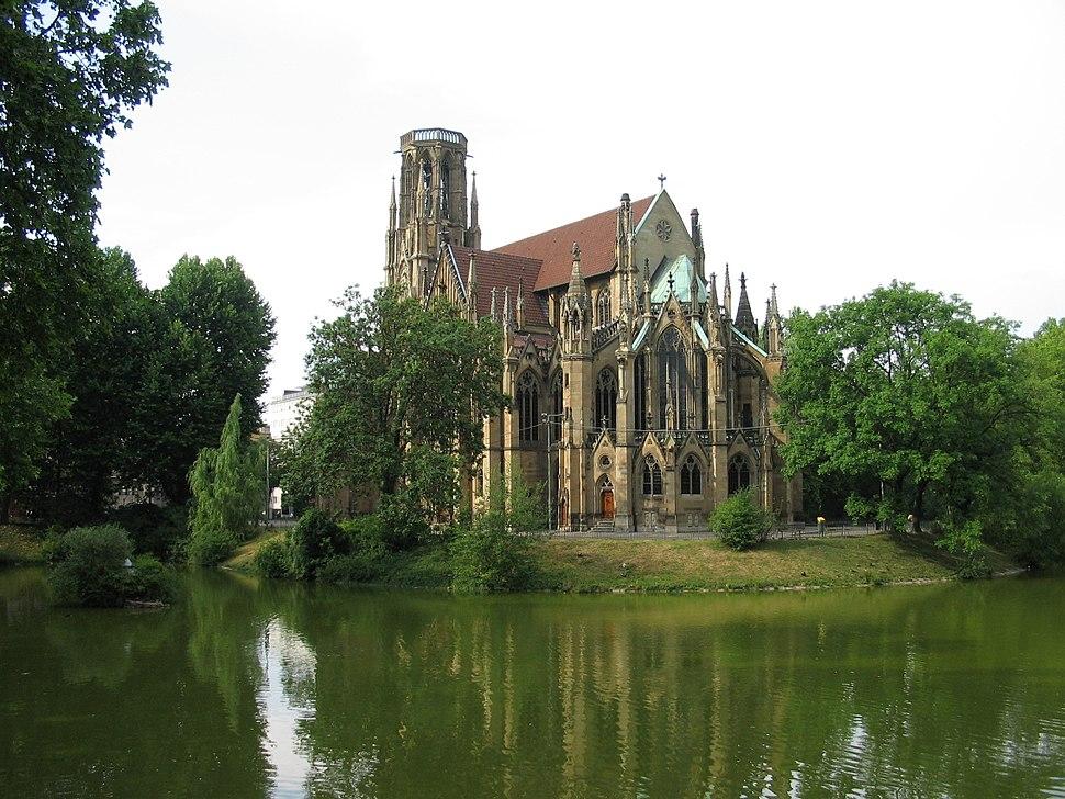 Stuttgart-Feuersee