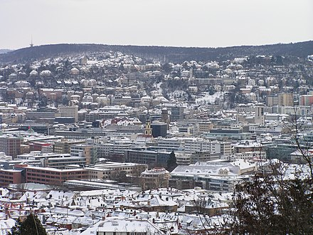 City center, winter StuttgartCentreWinter.jpg