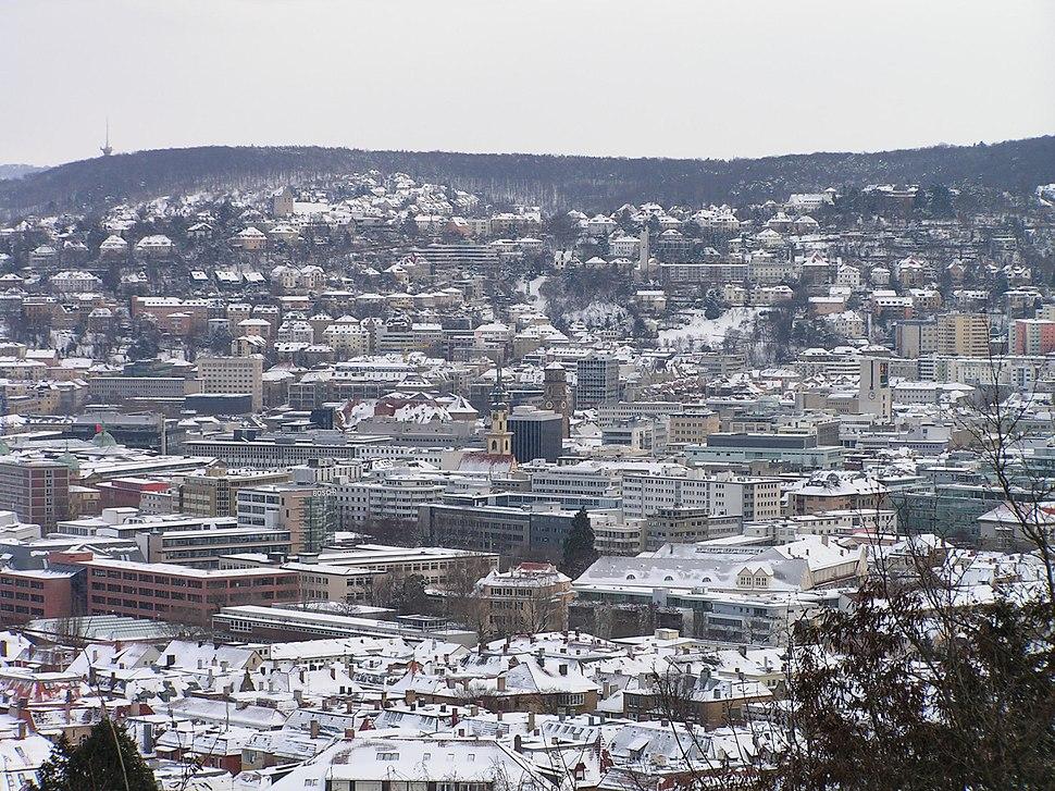 StuttgartCentreWinter