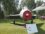 Su-7B at Central Air Force Museum Monino pic2.JPG