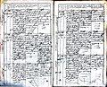 Subačiaus RKB 1827-1830 krikšto metrikų knyga 052.jpg