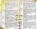 Subačiaus RKB 1832-1838 krikšto metrikų knyga 048.jpg