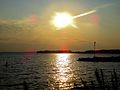 Sun Setting Over Lake Mendota - panoramio (1).jpg
