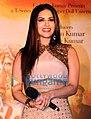 Sunny Leone promotos Ek Paheli Leela.jpg