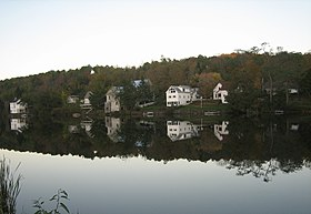 Sunset Lake in Brookfield.jpg