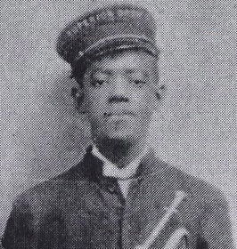 Bunk Johnson in 1910