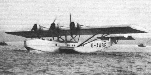 Supermarine Air-Yacht