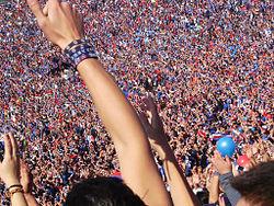 Supporters of Universidad de Chile.jpg