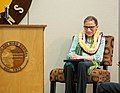 Supreme Court Justice Ruth Bader Ginsburg Visits Mililani High School Oahu Hawaii (51081564697).jpg