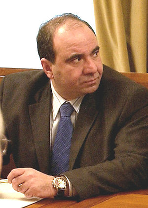 Chairperson of the Parliament of Georgia - Image: Surab Schwania