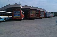 Suryapet Hi-Tech Bus Station
