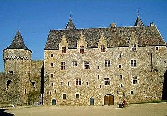 Château de Suscinio - Image: Suscinio 1