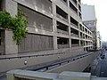 Sutter Stockton Garage Exit Lane.JPG