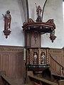 Suttrop, St Johannes Enthauptung 14 - pulpit.JPG