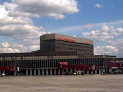 Sheremetyevo International Airport Terminal 2