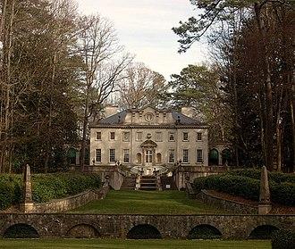 Swan House (Atlanta) - Image: Swann House