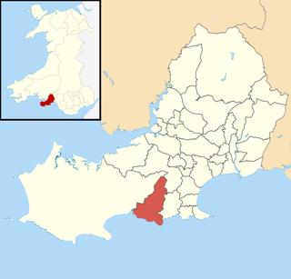 Pennard (electoral ward) Human settlement in Wales