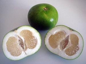 Oroblanco - Image: Sweetie (Citrus)