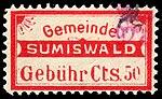 Switzerland Sumiswald 1917 revenue 50c 16.jpg