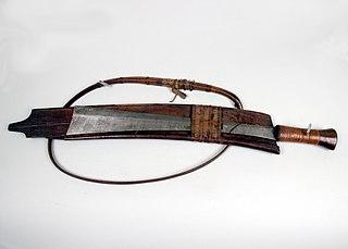 Dao (Naga sword) Sword