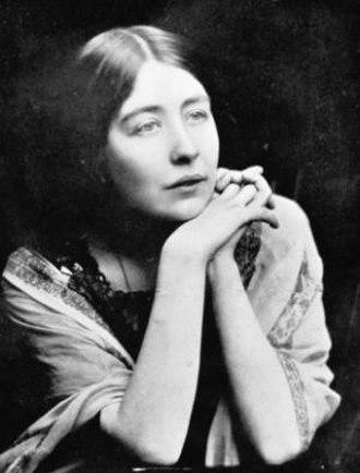 Sylvia Pankhurst - Image: Sylvia Pankhurst 1