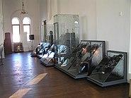 Synagóga, expozícia holokaustu, Nitra (2008)