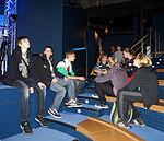 Szkola pod zaglami Nausicaä Centre National de la Mer uczniowie.jpg