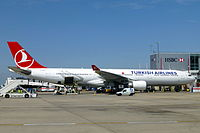 TC-JNZ - A333 - Turkish Airlines