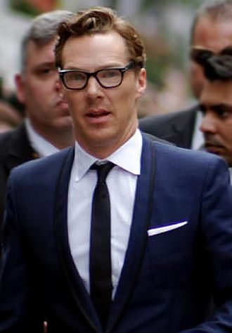 The Imitation Game - Cumberbatch at the premiere of the film at TIFF, September 2014