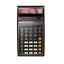 calculatrice texas instrument