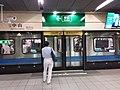 TW 台灣 Taiwan 台北 Taipei MRT Station tour August 2019 SSG 12.jpg