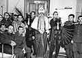 Tableau, costume, military, healthcare, second World War Fortepan 12187.jpg