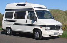 Autosleeper Harmony High Top Campervan