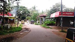 Pallikkara, Bekal - Taluk Road, Pallikkara