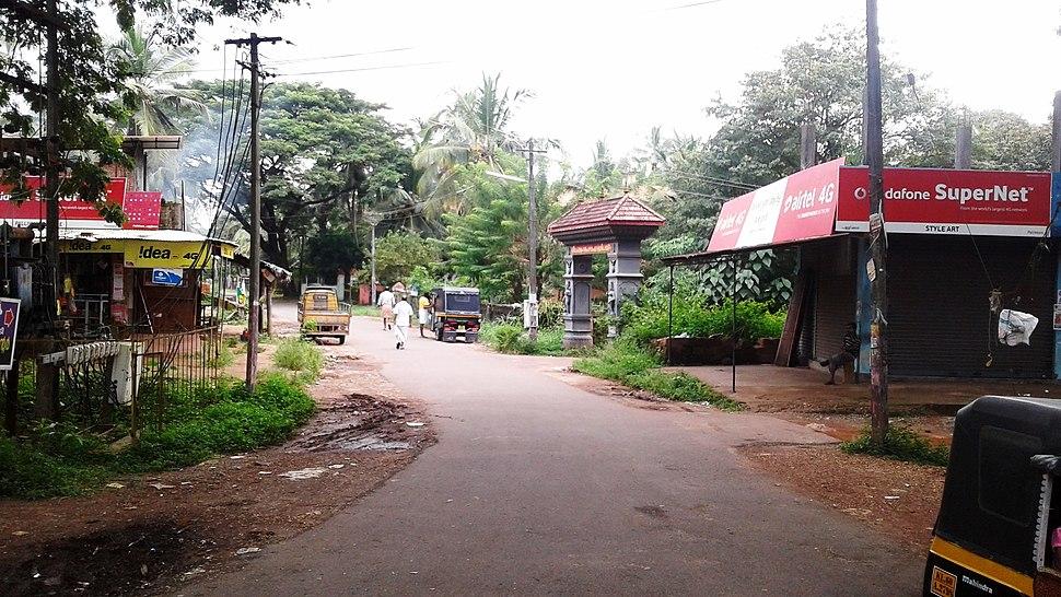 Taluk Road Pallikkara