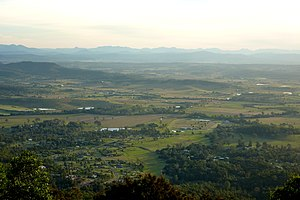 Albert River (South East Queensland) - Image: Tamborine Mountain 3