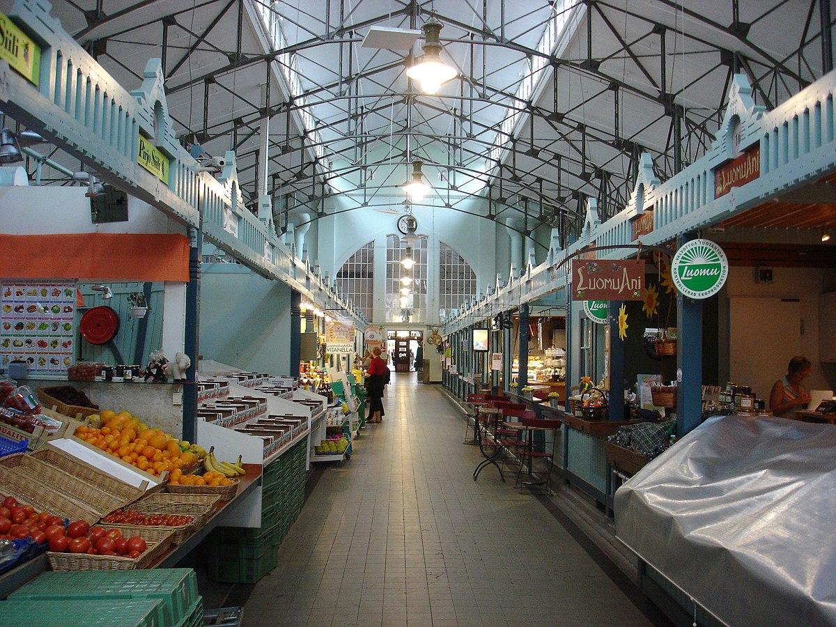 K Market Tampere