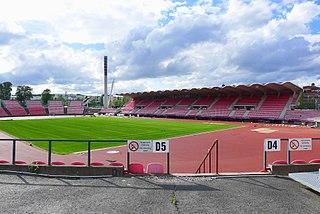Tampere Stadium stadium in Tampere, Finland
