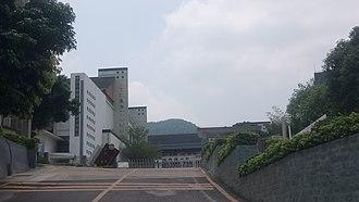 Nanshan District, Shenzhen - Tanglang Primary School